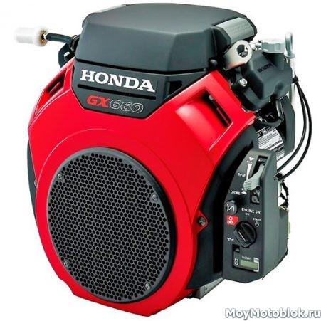 Двигатель Honda GX660 (GX-660) для мотоблоков