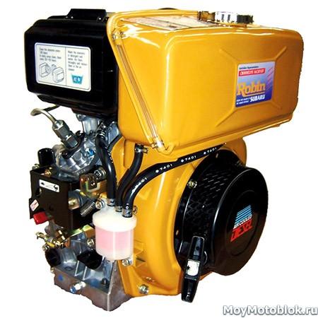Двигатели Robin Subaru DY для мотоблоков