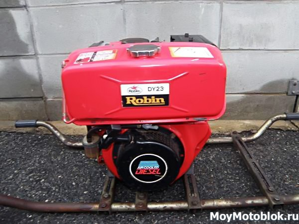 Мотор Robin Subaru DY23B мощностью 5 HP
