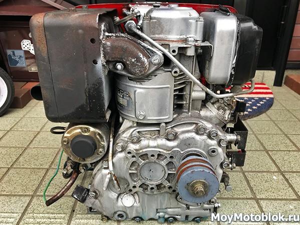 Двигатель Robin Subaru DY27-2B 5.5 л. с.