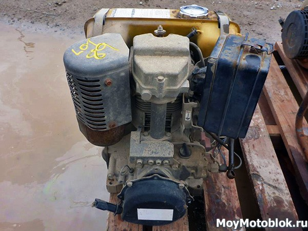 Мотор Robin Subaru DY42D для мотоблока