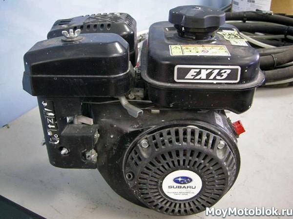 Robin Subaru EX13 (EX-13): разновидность модели