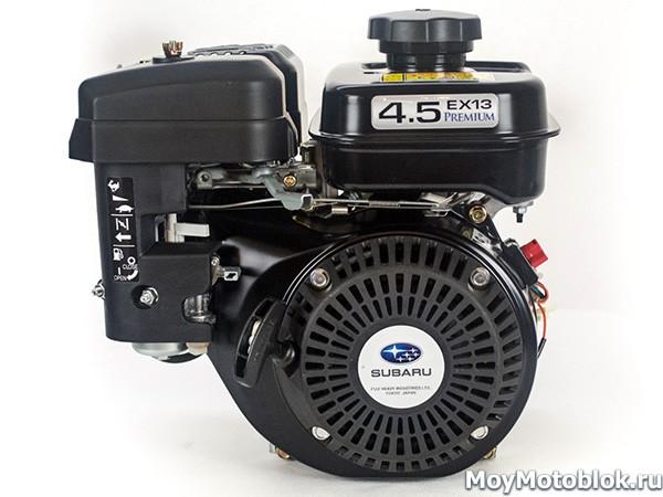 Двигатель Robin Subaru EX-13 на мотоблок