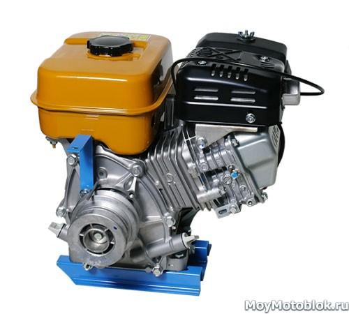 Двигатель Robin Subaru EX21 Premium сзади