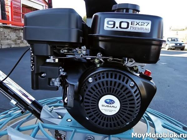 Robin Subaru EX27 Premium для мотоблоков
