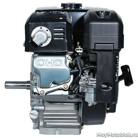 Двигатель Robin Subaru EX-27 сбоку