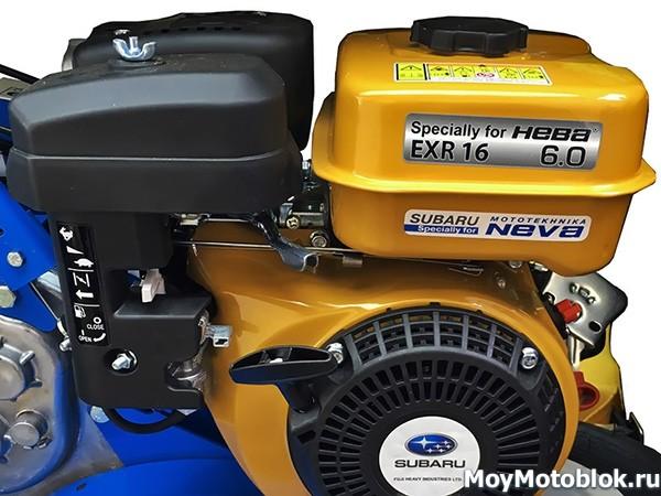 Двигатель Robin Subaru EXR16 на мотоблок