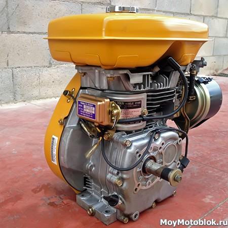 Двигатели Robin Subaru EY28-3D (EY28)