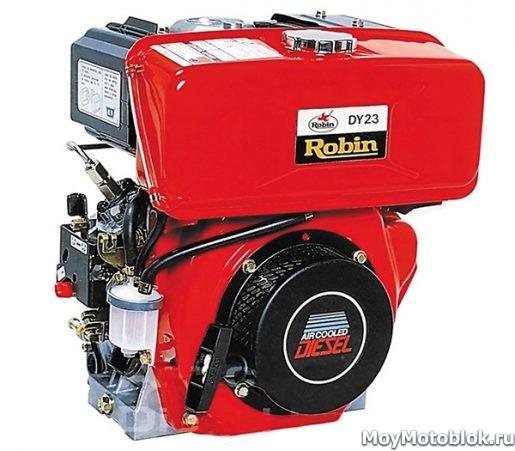 Двигатель Robin Subaru DY23-2B (DY23B) на мотоблоки