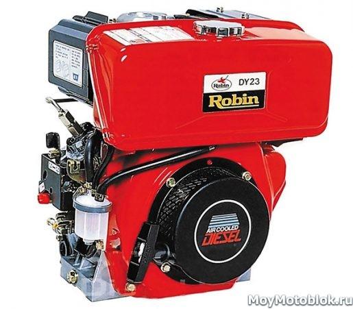Двигатель Robin Subaru DY23D (DY23-2D) на мотоблоки