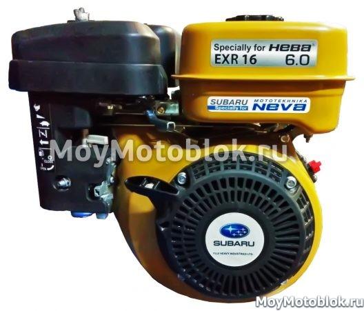 Двигатель Robin Subaru EXR16 (EXR-16) для мотоблоков