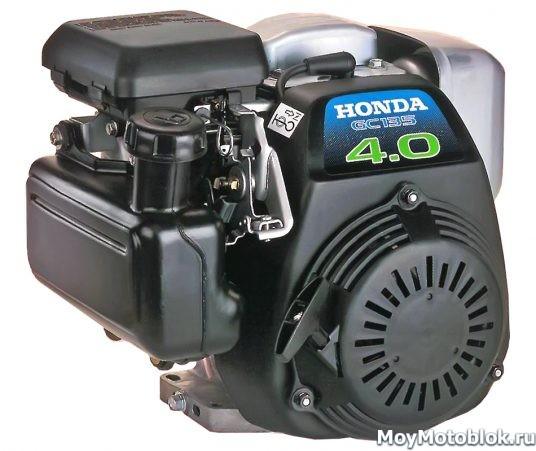Мотор Honda GC135 на мотоблок