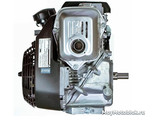 Двигатель Хонда GC 160 сбоку