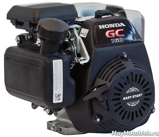 Мотор Honda GC160 на мотоблок
