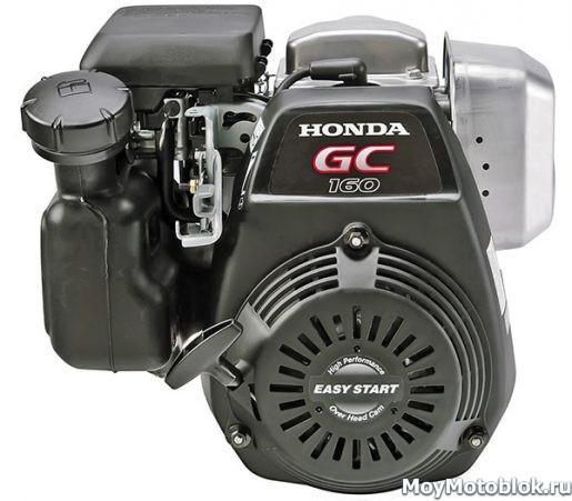 Двигатель Honda GC160 (GC 160) для мотоблоков