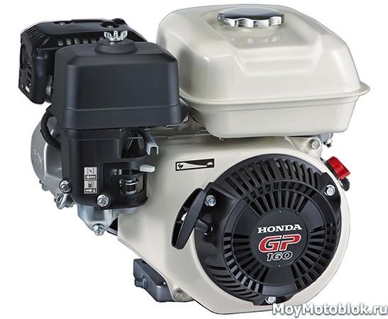 Мотор Honda GP160 на мотоблок