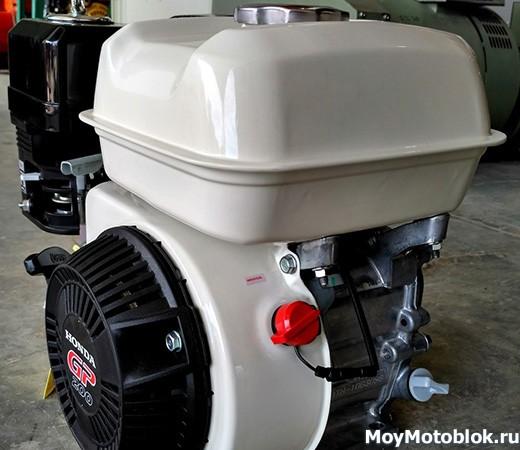 Мотор Хонда GP200 мощностью 6.0 л.с.