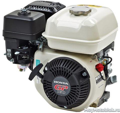 Двигатель Honda GP160 (GP 160) для мотоблоков