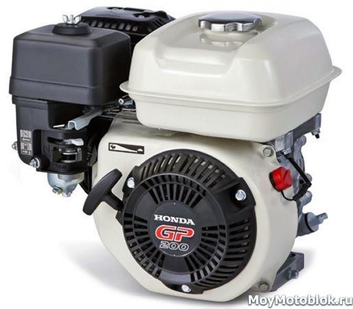 Двигатель Honda GP200 (GP 200) для мотоблоков