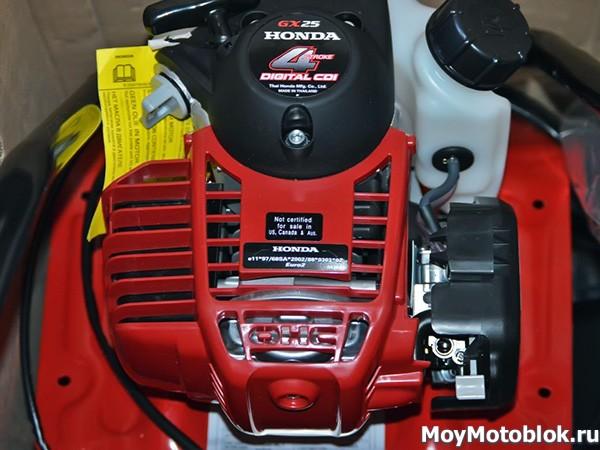Мотор Honda GX25 CDI на мотоблок