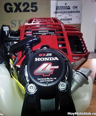 Двигатель Honda GX-25 1.0 л. с.