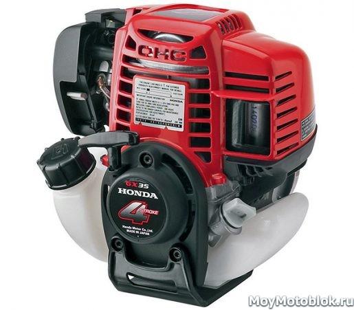 Двигатель Honda GX35 (GX-35) для мотоблоков