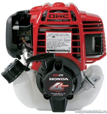 Двигатель Honda GX25 (GX-25) для мотоблоков