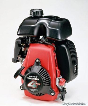 Двигатель Honda GXH-50 2.5 л. с.