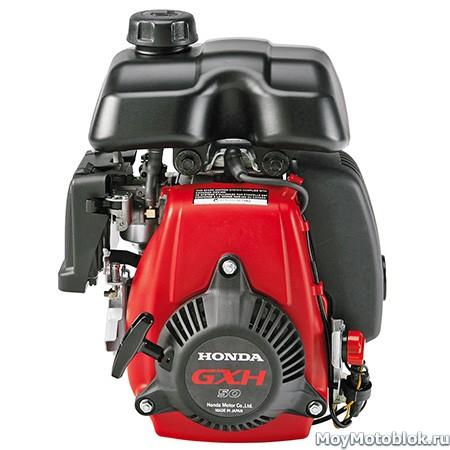 Мотор Honda GXH50 на мотоблок