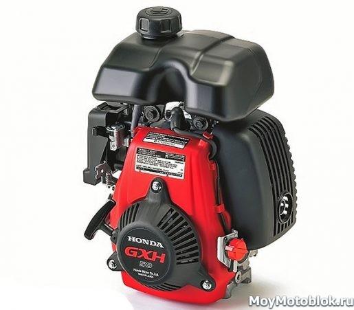 Двигатель Honda GXH50 (GXH-50) для мотоблоков