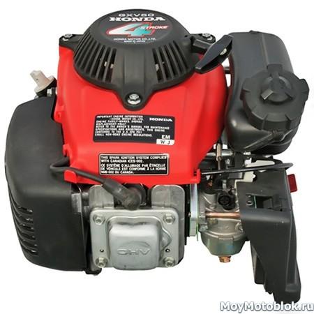 Мотор Honda GXV50 на мотоблок