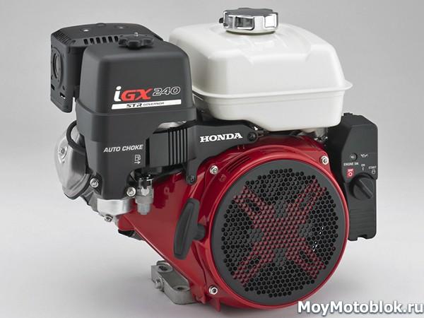 Мотор Honda iGX240 на мотоблок