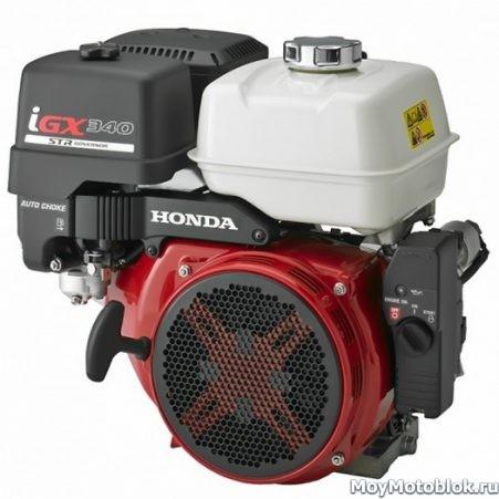 Двигатель Honda iGX340 (iGX-340) для мотоблоков