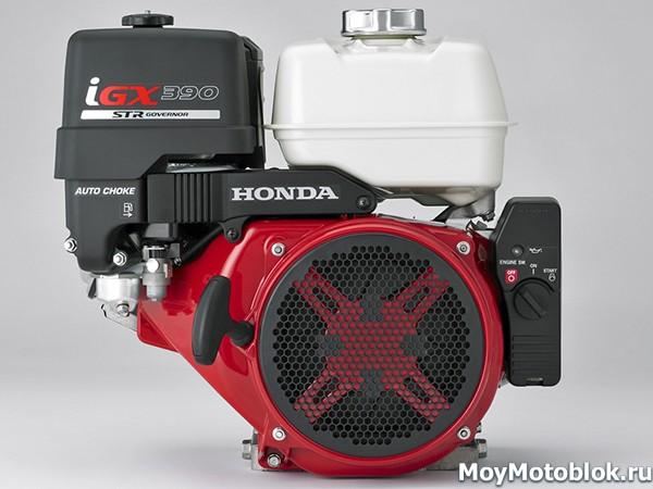 Двигатель Honda iGX-390 12.0 л. с.