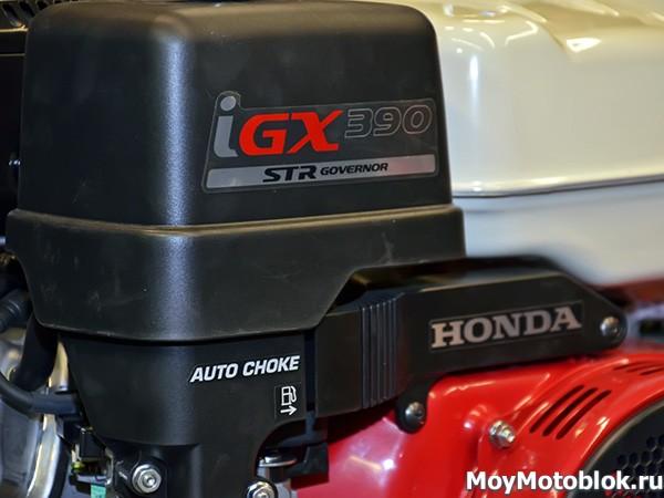 Двигатели Honda iGX-390 (iGX390)