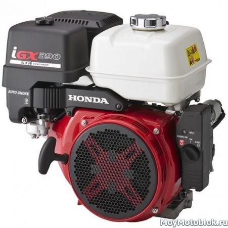 Двигатель Honda iGX390 (iGX-390) для мотоблоков
