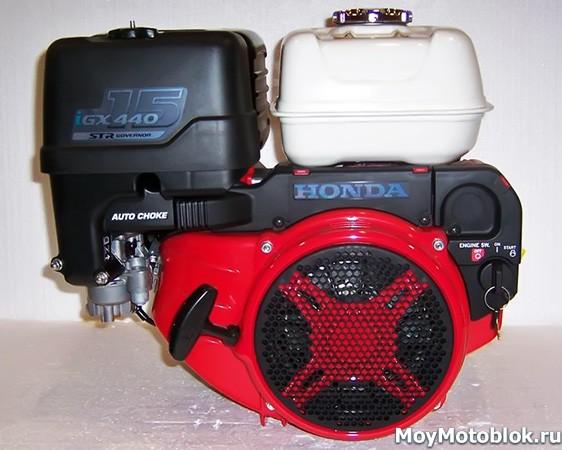 Мотор Honda iGX440 на мотоблок