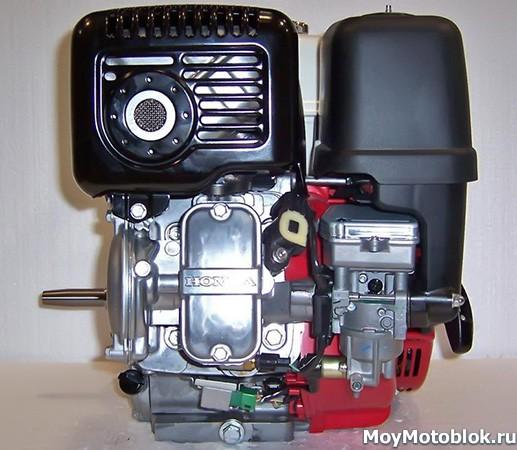 Двигатель Хонда iGX-440 сбоку