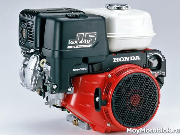 Honda iGX-440 объемом 438cc (куб.см)