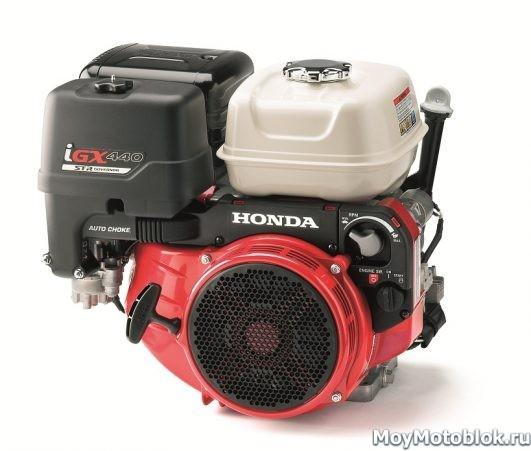 Двигатель Honda iGX440 (iGX-440) для мотоблоков