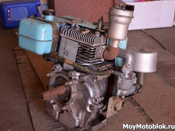 Двигатель Кадви ДМ-1 5.0 л. с.