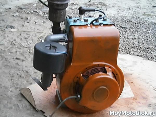 Кадви ДМ-1 объемом 316cc (куб.см)