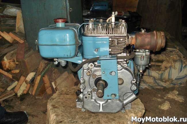Двигатель Кадви ДМ-1Д 5.0 л. с.
