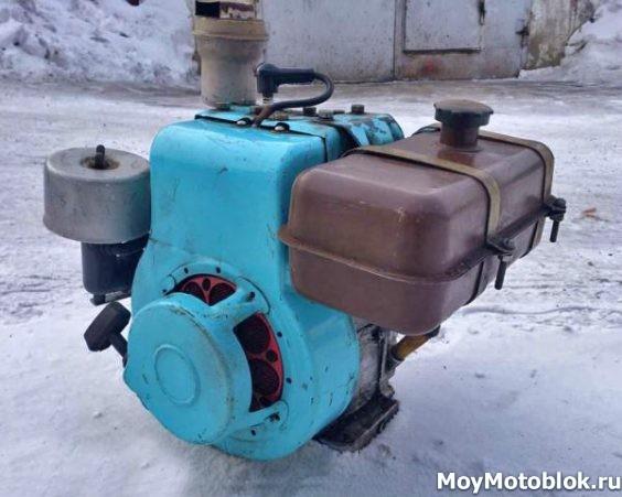 Двигатель ДМ-1Д для мотоблока