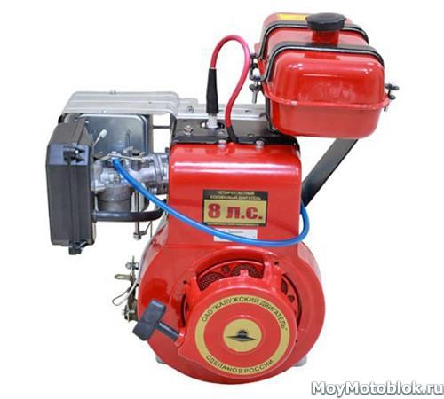 Мотор Кадви ДМ-1М3