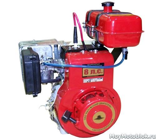 Двигатели Кадви ДМ-1М3