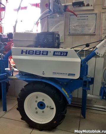 Нева МБ-23Б-9.0 Pro