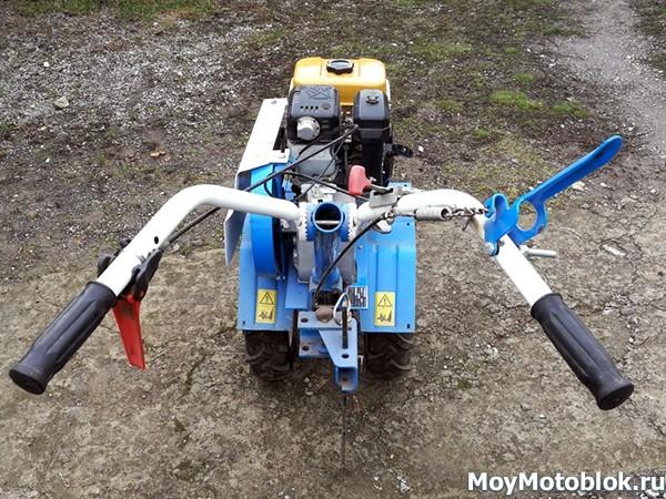 Мотоблоки Нева МБ с двигателем Robin Subaru