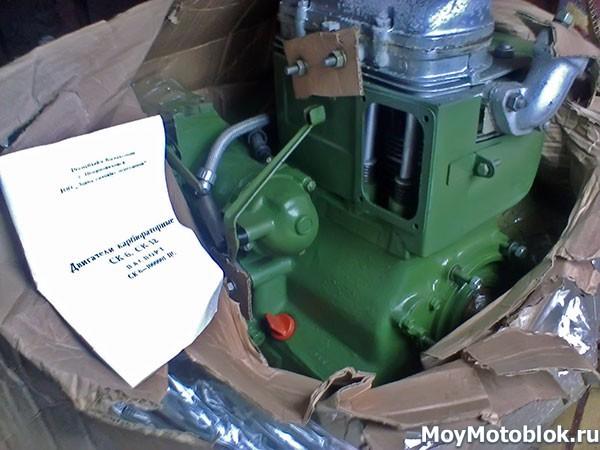 Двигатели СК (6, 12) для мотоблоков