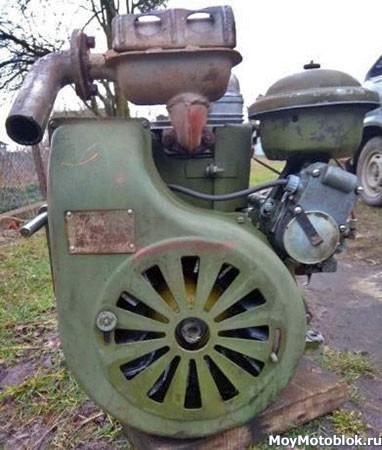 Мотор СК-6 (СК6) на мотоблоки